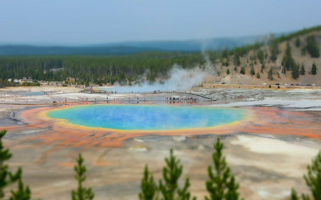 Yellowstone: itinerario nel parco dei parchi!