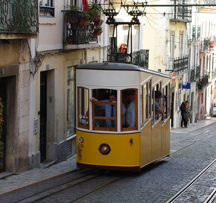 A spasso per Lisbona: la città dove il tempo si è fermato