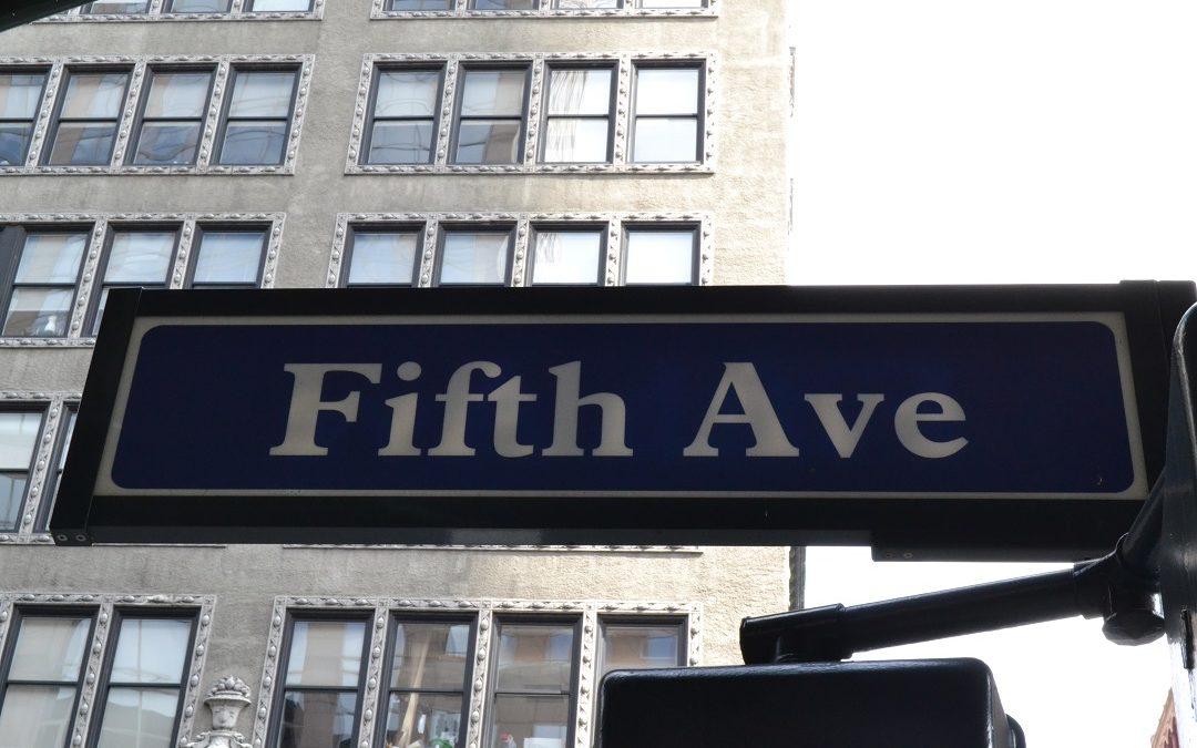 10 tappe obbligate a New York per gli shopping addicted