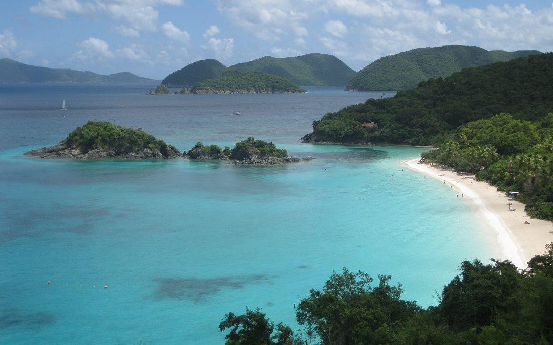 Isole Vergini americane: paradisi inesplorati dei Caraibi .