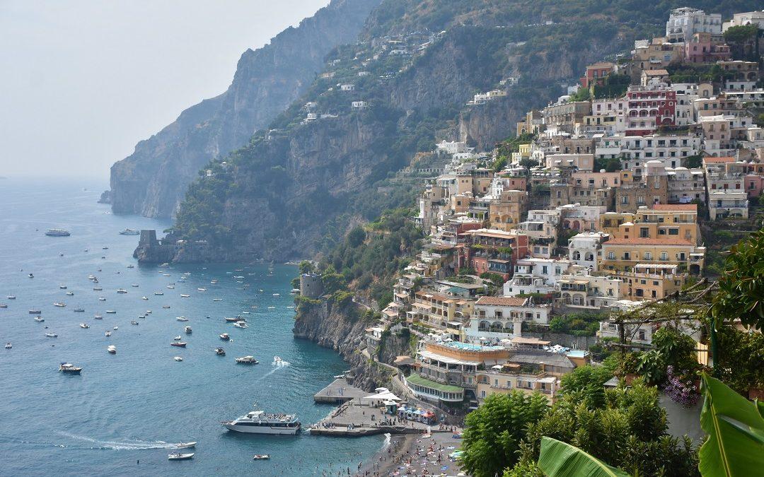 Costiera Amalfitana: itinerario da Positano a Maiori.
