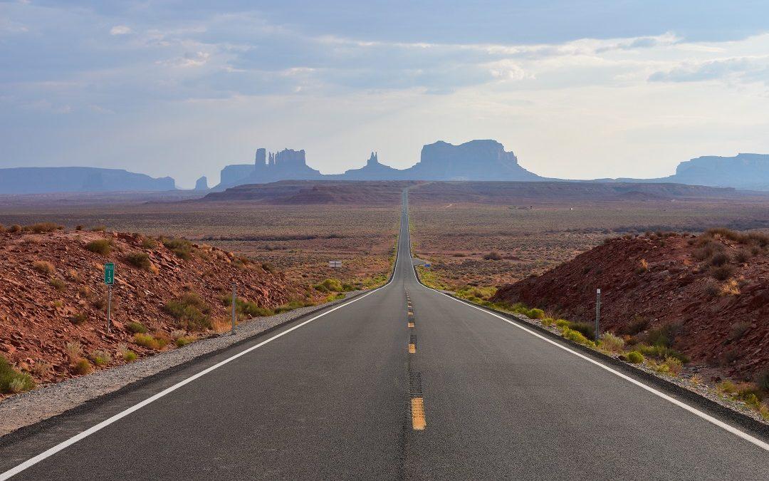 West Coast USA: 3 possibili itinerari con mappa