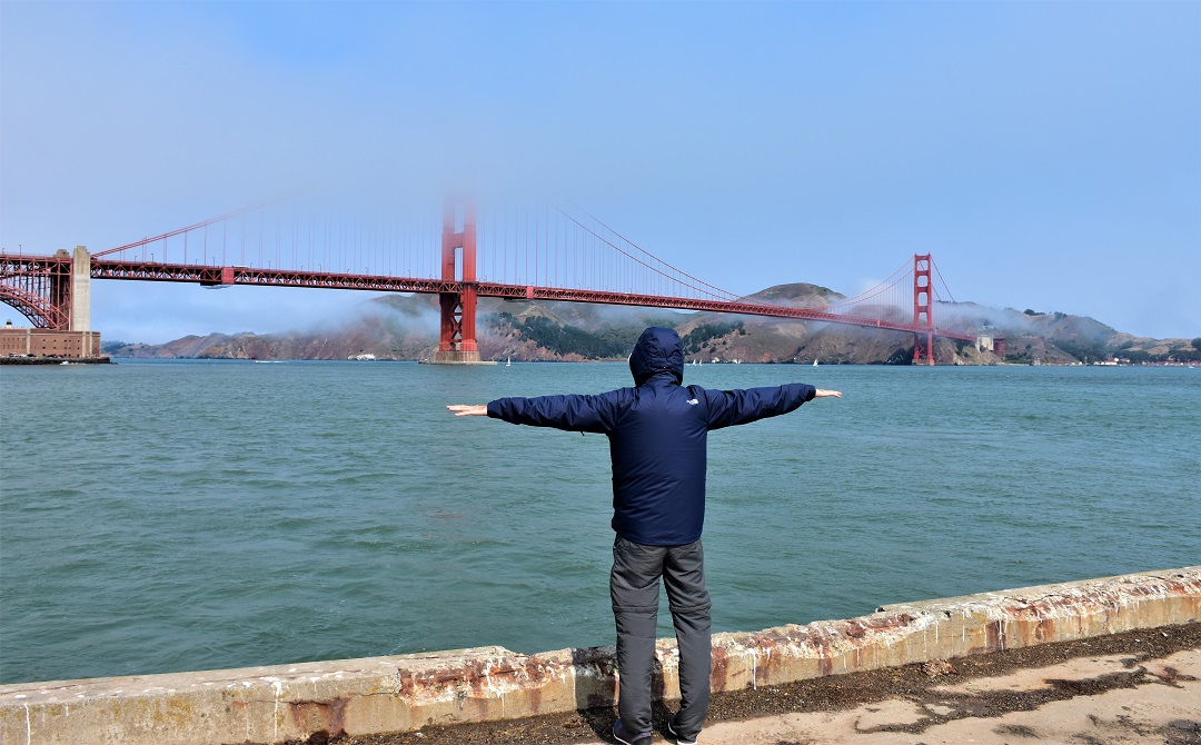 "Golden Gate Bridge: i punti ""strategici"" per la foto perfetta."