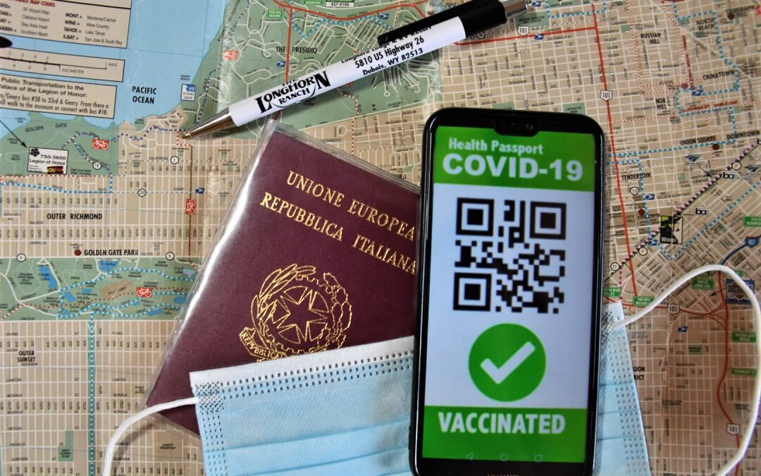 Green Pass Europeo: come ottenerlo e come funzionera'.